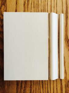 French Country White Sample