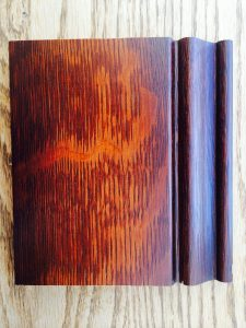 Burnished Acres Oak Sample