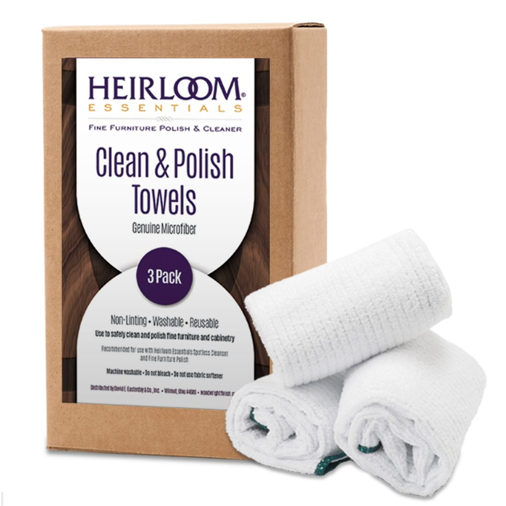 Clean and Polish Towels