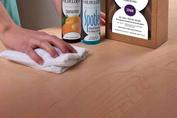 Heirloom Essentials furniture care